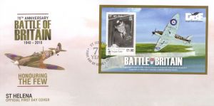 Battle of Britain S/S FDC