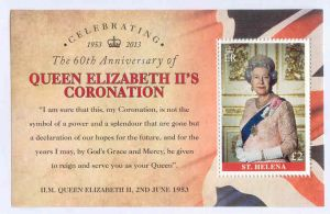60th Ann QEII Coronation S/S