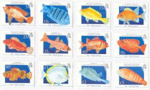 Fish Definitives 12v 2008