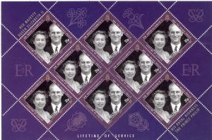 Lifetime of Service 8v Sheet 35p